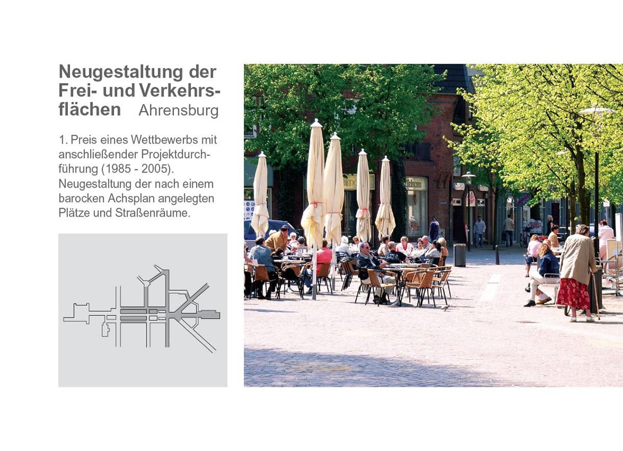 Ahrensburg Freianlagen