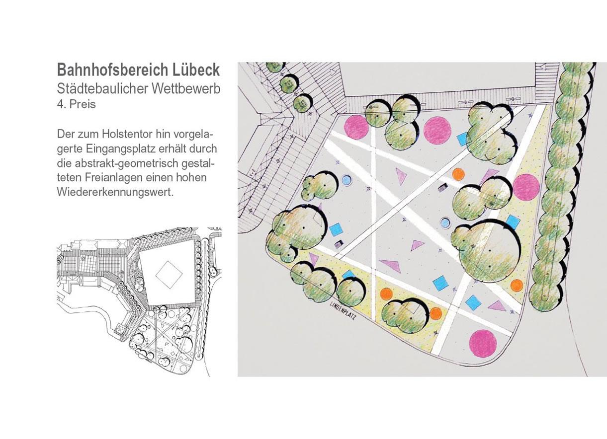 Bahnhofsvorplatz Lübeck_04